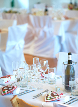 Weddingtafel