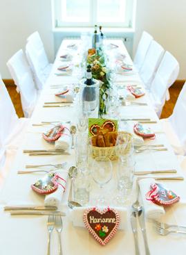 Weddingtisch